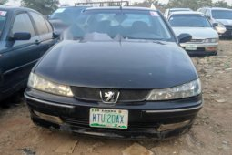 Nigeria Used Peugeot 406 2004 Model Black