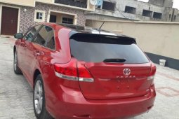 Foreign Used 2010 Toyota Venza Automatic Petrol