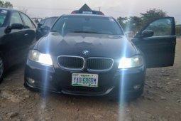 Nigeria Used BMW 328i 2008 Model Black