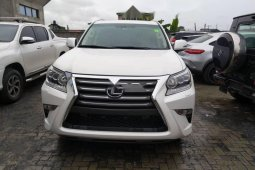 Very Clean Foreign used Lexus GX 2016
