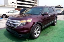 Super Clean Nigerian used Ford Explorer 2011
