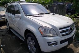 Neat Foreign used Mercedes-Benz GL-Class 2008