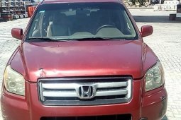 Very Clean Nigerian used Honda Pilot 2006