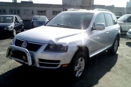 Very Clean Nigerian used 2007 Volkswagen Touareg