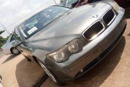 Very Clean Nigerian used BMW 7 Series 2005