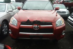 Very Clean Foreign used 2010 Toyota RAV4