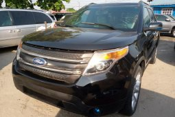 Very Clean Foreign used Ford Explorer 2012