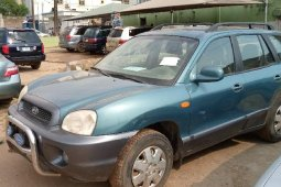 Very Clean Foreign used new Hyundai Santa Fe 2006