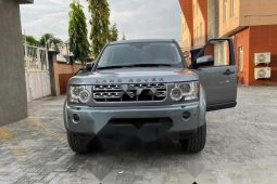 Very Clean Foreign used 2011 Land Rover LR4