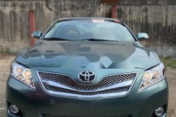 Foreign Used Toyota Camry 2011 Model Green