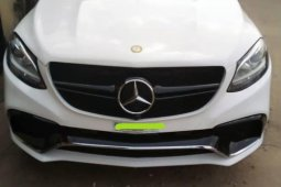 Foreign Used Mercedes-Benz GLE 2018 Model White