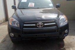 Foreign Used Toyota RAV4 2011 Model Black