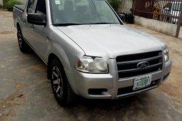 Nigeria Used Ford Ranger 2008 Model Silver
