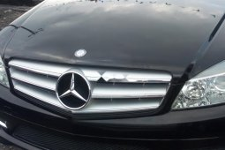 Foreign Used Mercedes-Benz C350 2008 Model Black