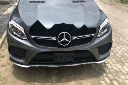 Neat Foreign used 2017 Mercedes-Benz GLE
