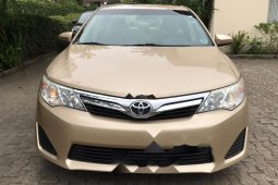 Neat Foreign used 2012 Toyota Camry