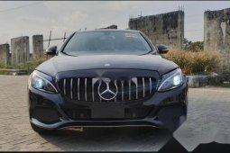 Tokunbo Mercedes-Benz C300 2015 Model Black