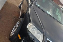 Nigeria Used Volkswagen Touareg 2005 Model Black