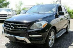 Neat Foreign used 2013 Mercedes-Benz ML350