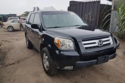 Super Clean Foreign used Honda Pilot 2007