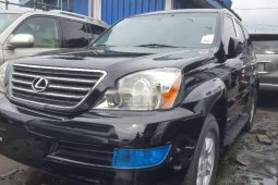 Neat Foreign used Lexus GX 2007