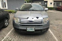 Nigeria Used Ford Edge 2007 Model Blue