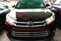 Very Clean Foreign used Toyota Highlander 2017