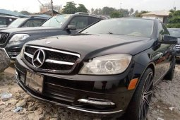 Very Clean Foreign used 2009 Mercedes-Benz C300
