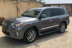Very Clean Nigerian used 2013 Lexus LX