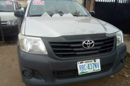 Very Clean Nigerian used Toyota Hilux 2015
