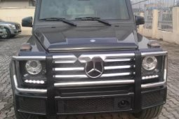 Super Clean Foreign used 2016 Mercedes-Benz G550