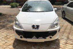 Nigeria Used Peugeot 307 2007 Model White