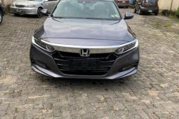 Super Clean Foreign used Honda Accord 2019