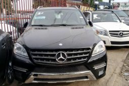 Very Clean Foreign used 2012 Mercedes-Benz ML350