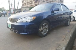 Very Clean Nigerian used Toyota Camry 2006