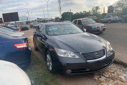 Foreign Used Lexus ES 2007 Model Gray
