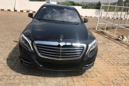 Extremely Neat Foreign used Mercedes-Benz S550 2015