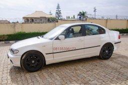 Nigeria Used BMW 328i 2004 Model White