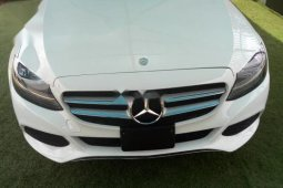 Foreign Used Mercedes-Benz C300 2015 Model White