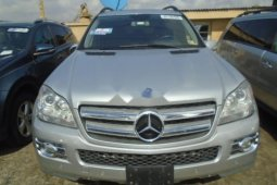 Super Clean Tokunbo  Mercedes-Benz GL-Class 2007