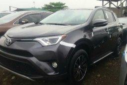 Foreign Used Toyota RAV4 2016 Model Gray