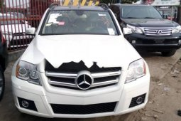 Very Clean Foreign used Mercedes-Benz GLK 2011