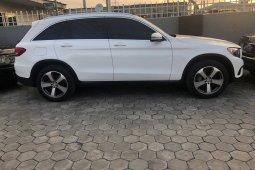 Foreign Used Mercedes-Benz GLC 2017 Model White