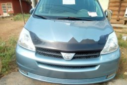 Super Clean Nigerian used Toyota Sienna 2005