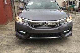 Super Clean Foreign used Honda Accord 2016