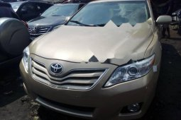 Foreign Used Toyota Camry 2011 Model Gold