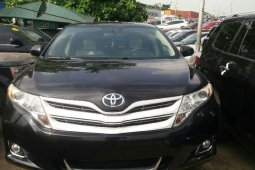 Foreign Used Toyota Venza for 2010 Model Black