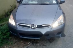 Foreign Used Honda Accord 2007 Model Gray