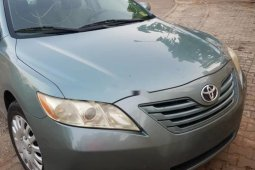 Foreign Used Toyota Camry 2007 Model Green