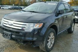 Extremely Neat Foreign used Ford Edge 2007